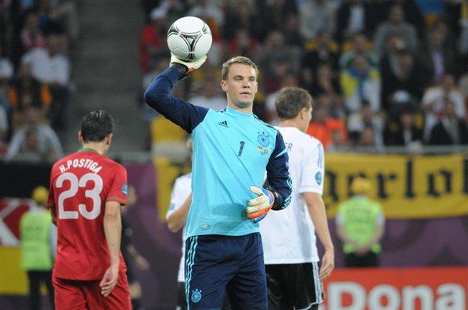 Manuel Neuer ist Welttorhüter des Jahres