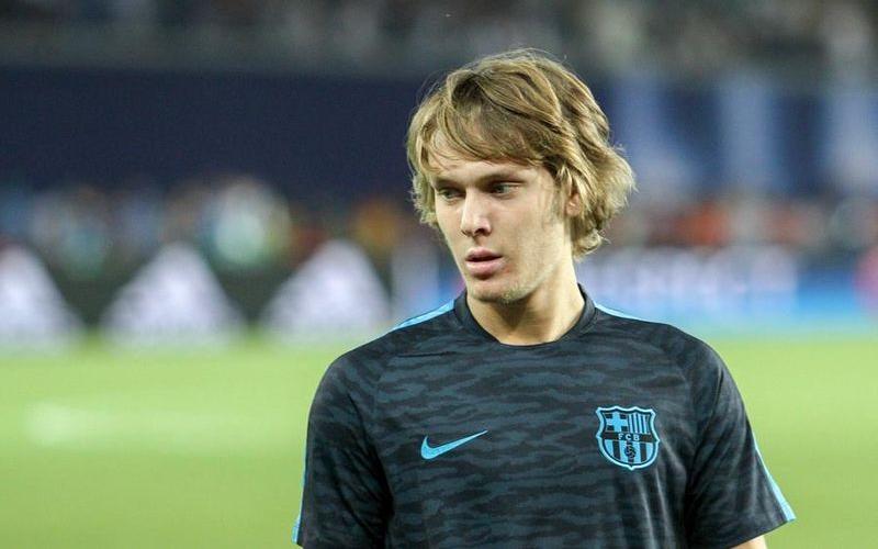 Der HSV verpflichtet Alen Halilovic vom FC Barcelona
