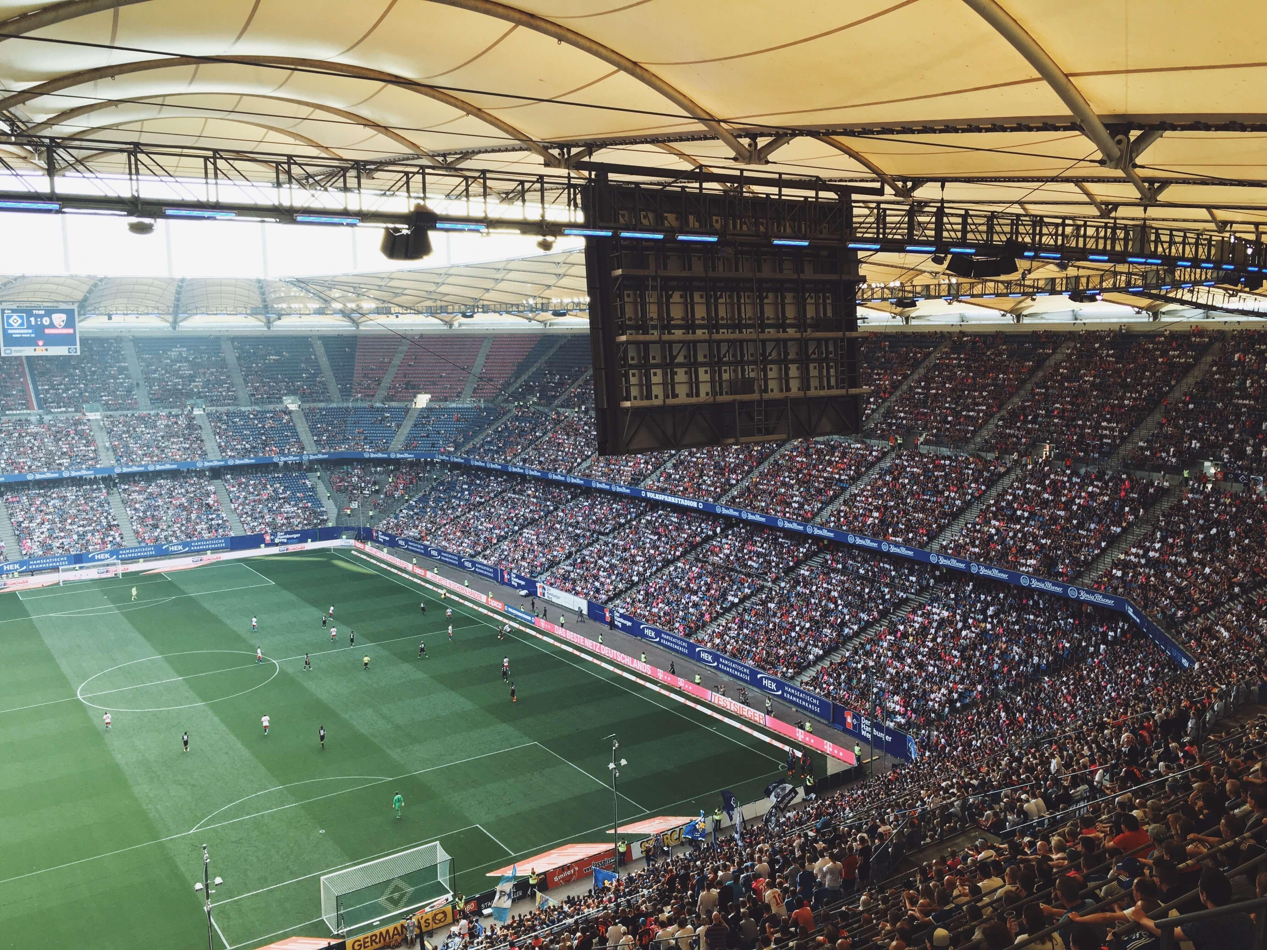 Bundesliga Stadion