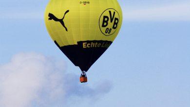 Luftbalon Borussia 390x220