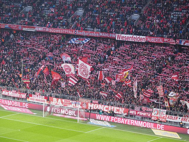 Allianz Arena Bayern Muenchen