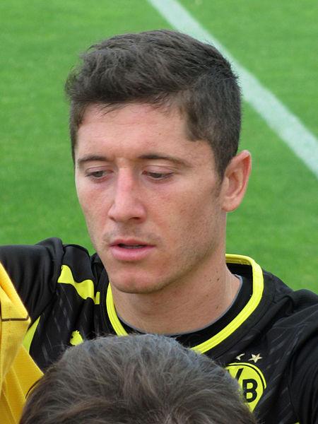 Robert Lewandowski Borussia