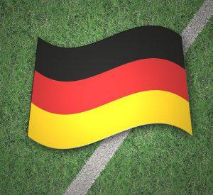 Deutsche Flagge 300x275