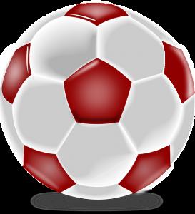 roter und weißer ball 273x300